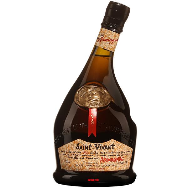 Rượu Saint Vivant VSOP Armagnac