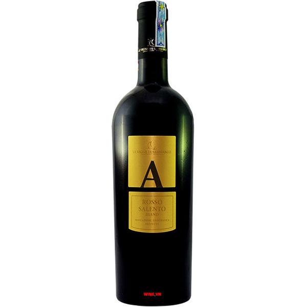 Rượu Vang A Rosso Salento Blend