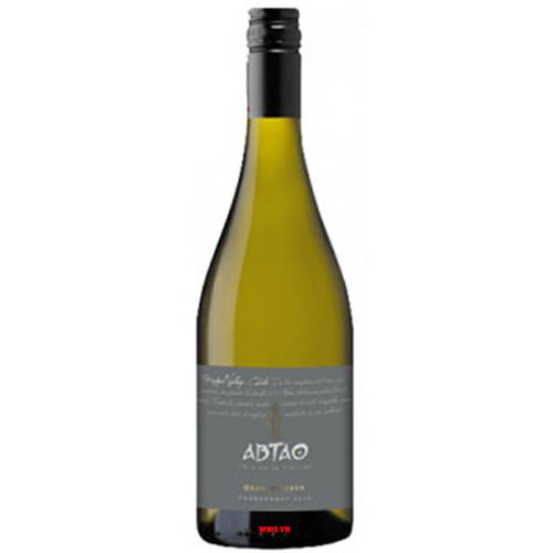 Rượu Vang Abtao Gran Reserva Chardonnay