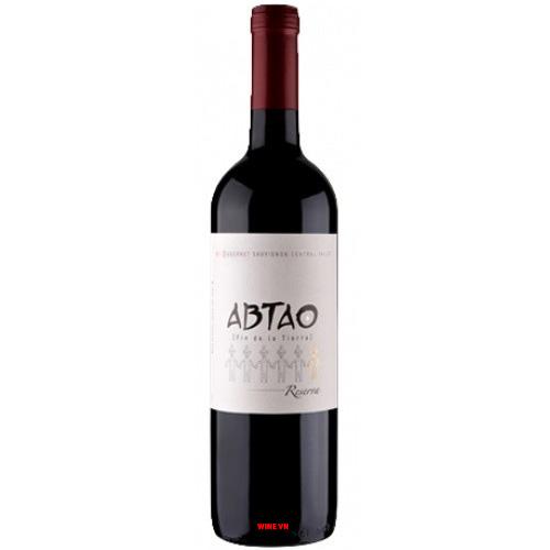 Rượu Vang Abtao Reserva Cabernet Sauvignon