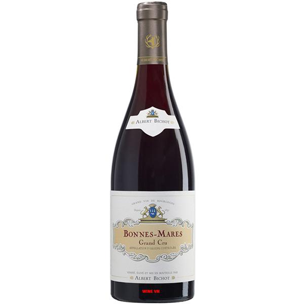 Rượu Vang Albert Bichot Bonnes Mares Grand Cru
