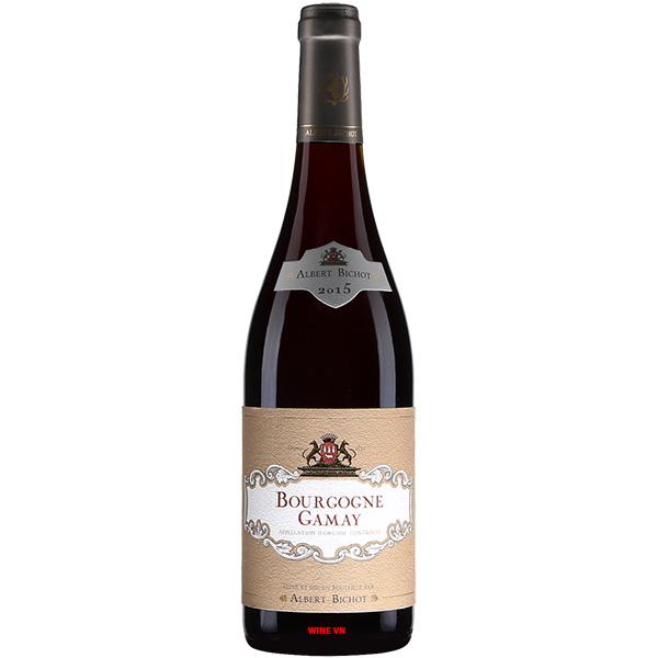 Rượu Vang Albert Bichot Bourgogne Gamay