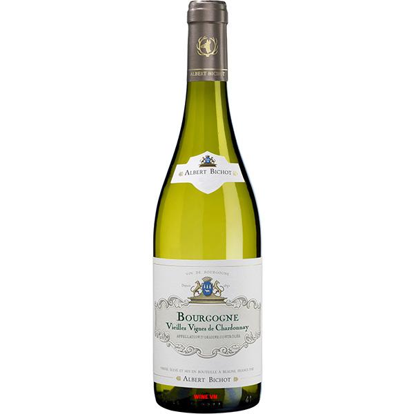Rượu Vang Albert Bichot Bourgogne Vieilles Vignes De Chardonnay