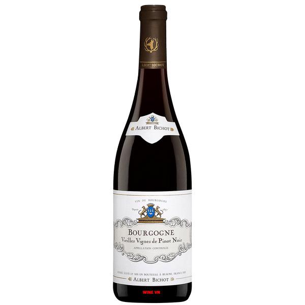 Rượu Vang Albert Bichot Bourgogne Vieilles Vignes De Pinot Noir