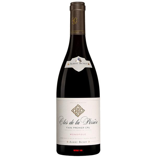 Rượu Vang Albert Bichot Clos De La Perriere Fixin Ler Cru
