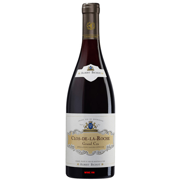 Rượu Vang Albert Bichot Clos De La Roche Grand Cru
