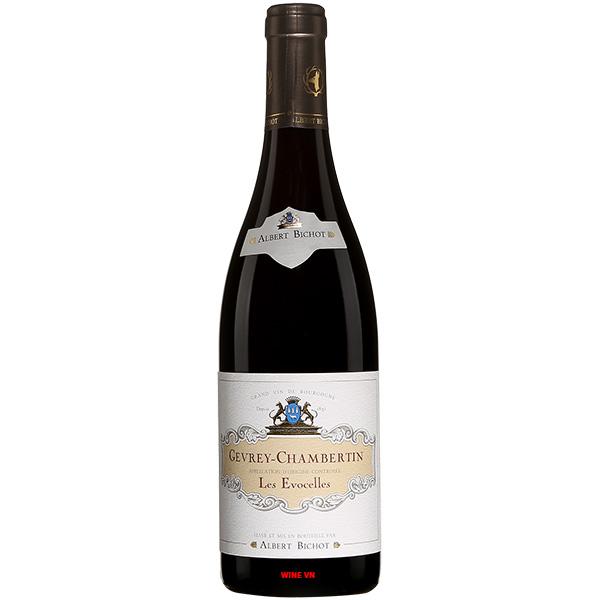 Rượu Vang Albert Bichot Gevrey Chambertin