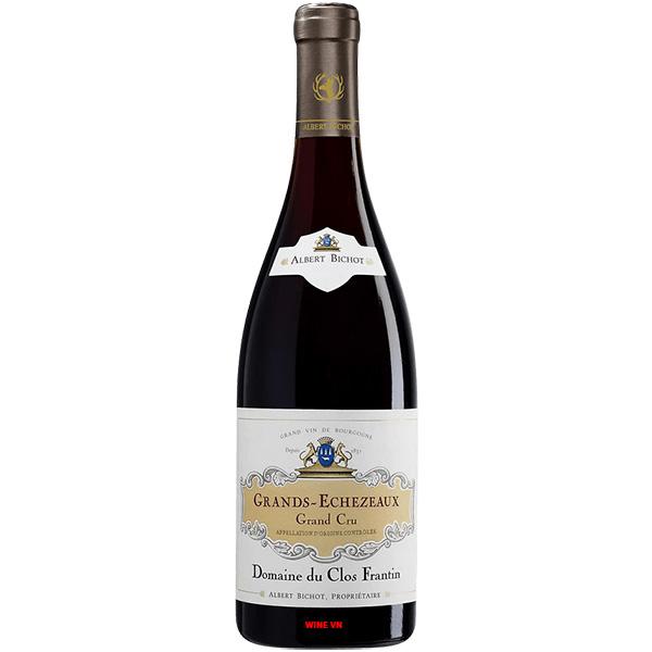 Rượu Vang Albert Bichot Grand Echezeaux Domaine Du Clos Frantin