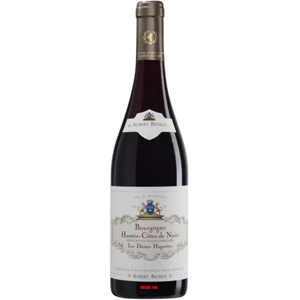 Rượu Vang Albert Bichot Hautes Côtes De Nuits Les Dames Huguettes