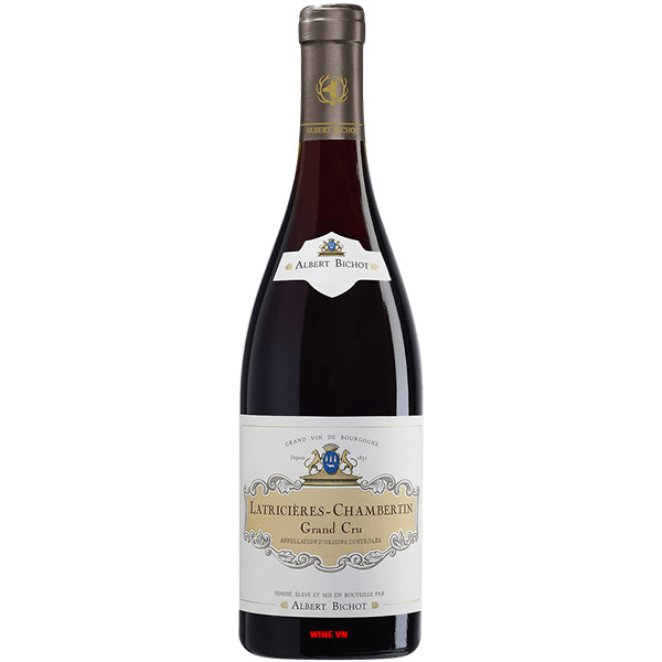 Rượu Vang Albert Bichot Latricieres Chambertin Grand Cru