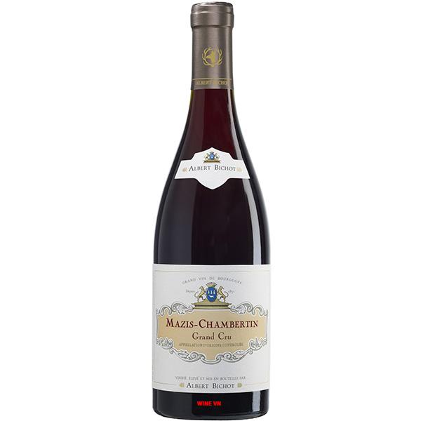 Rượu Vang Albert Bichot Mazis Chambertin Grand Cru