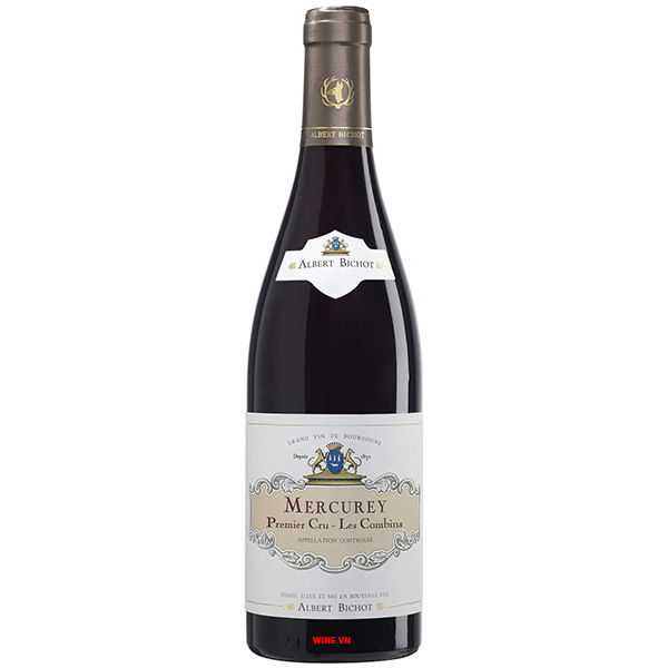 Rượu Vang Albert Bichot Mercurey Premier Cru Les Combins