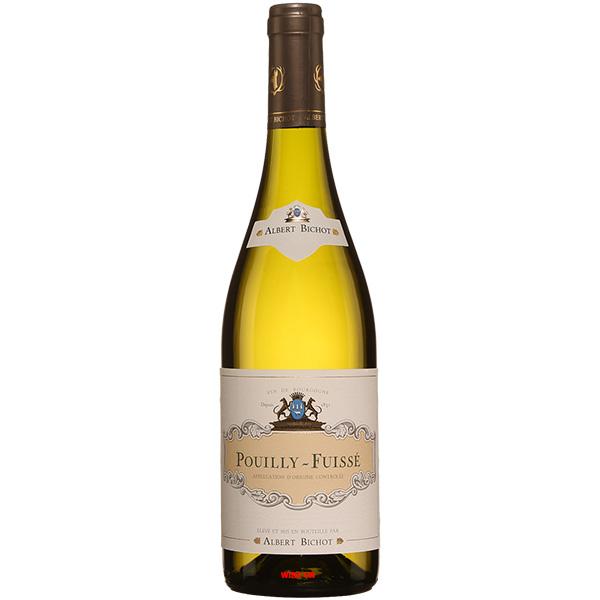 Rượu Vang Albert Bichot Pouilly Fuisse