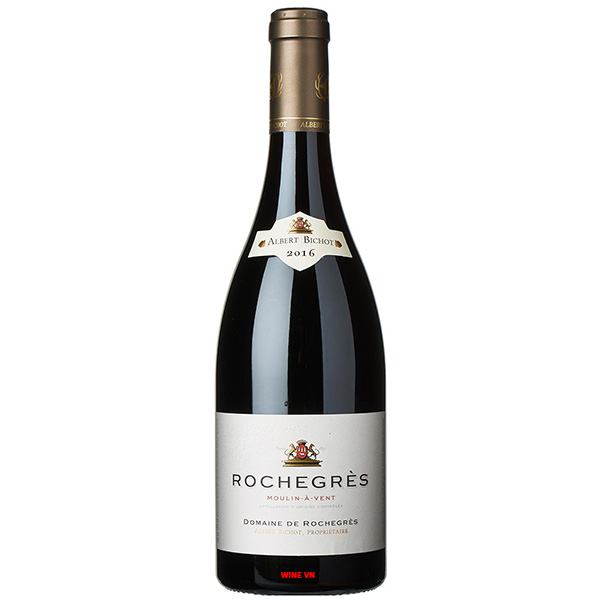 Rượu Vang Albert Bichot Rochegres