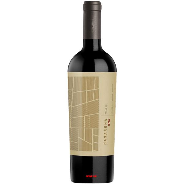 Rượu Vang Argentina Casarena DNA Malbec