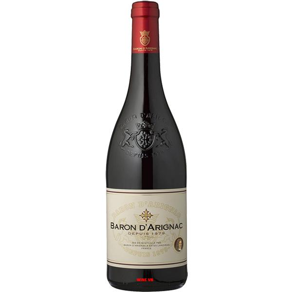 Rượu Vang Baron D'Arignac