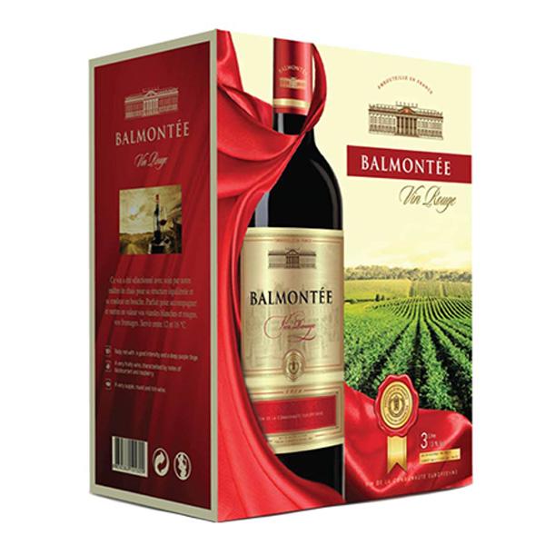 Rượu Vang Bịch Balmontée