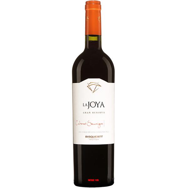 Rượu Vang Bisquertt La Joya Gran Reserva Cabernet Sauvignon