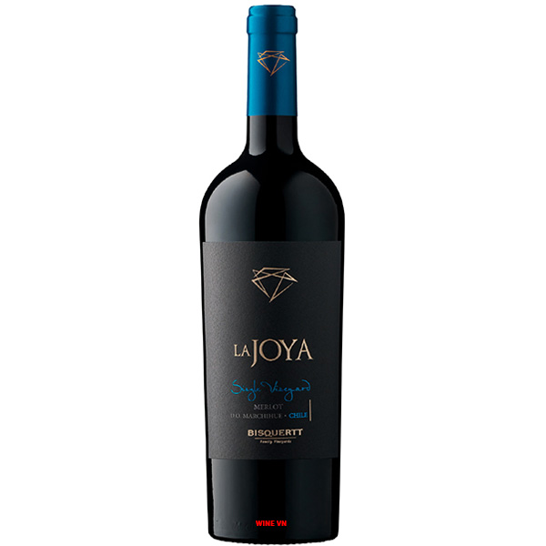 Rượu Vang Bisquertt La Joya Single Vineyard Merlot