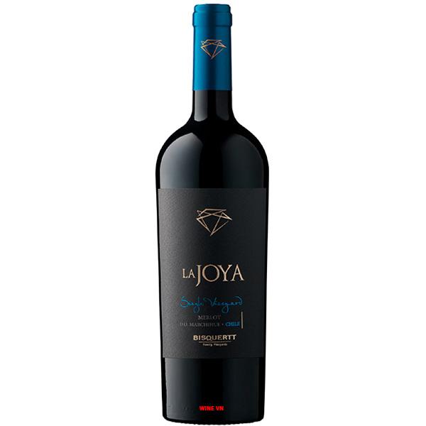 Rượu Vang Bisquertt La Joya Single Vineyard Merlot