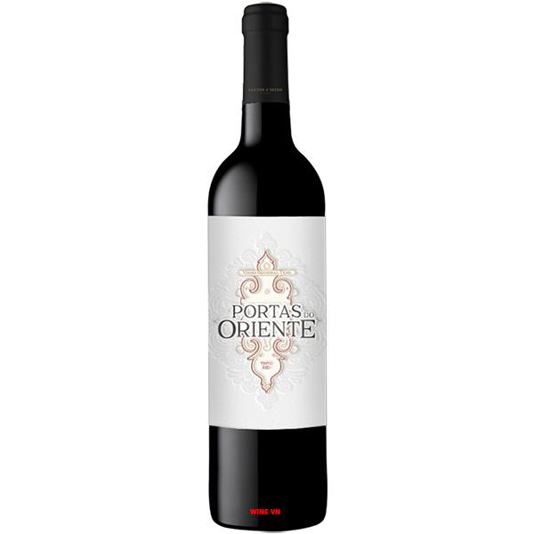 Rượu Vang Bồ Đào Nha Portas Do Oriente