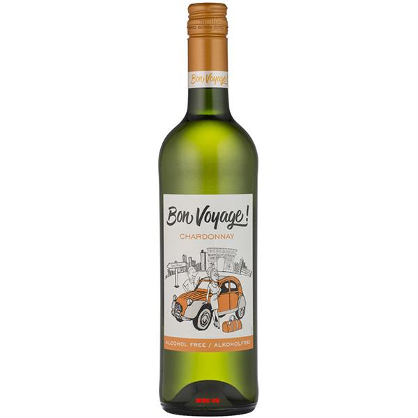 Rượu Vang Bon Voyage Chardonnay