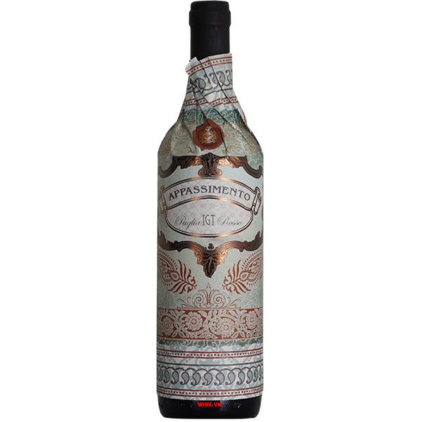 Rượu Vang Botter Appassimento Rosso Puglia