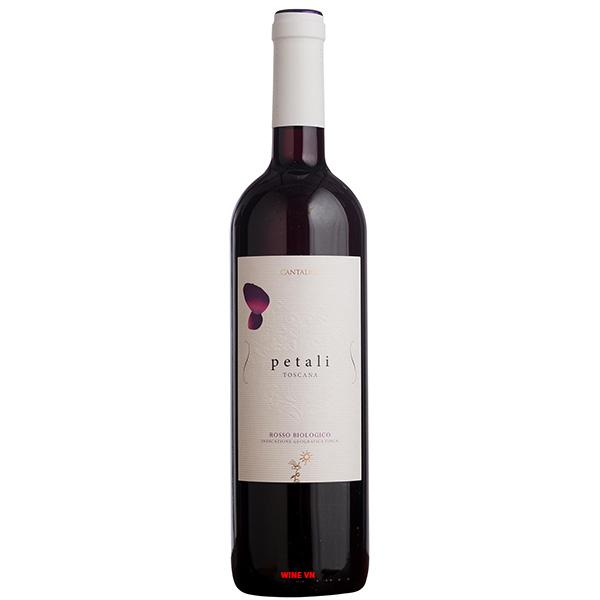 Rượu Vang Cantalici Petali Toscana Rosso