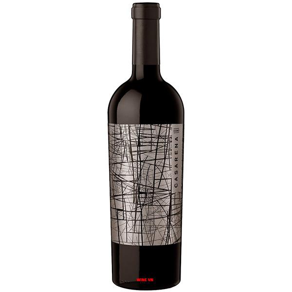 Rượu Vang Casarena Icono Cabernet Sauvignon - Malbec