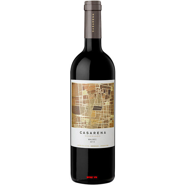 Rượu Vang Casarena Reservado Malbec