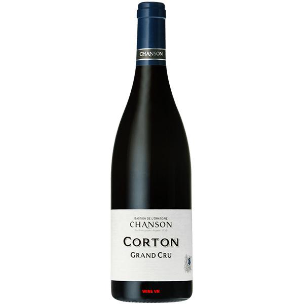 Rượu Vang Chanson Corton Grand Cru