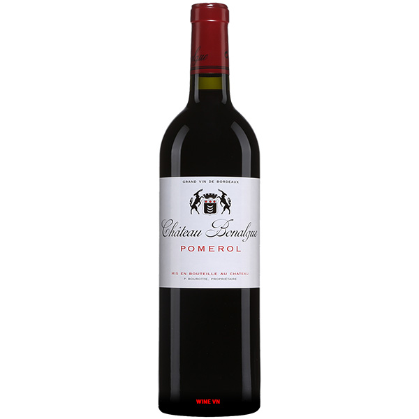 Rượu Vang Chateau Bonalgue Pomerol