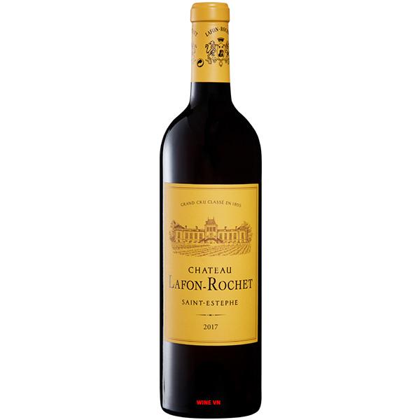 Rượu Vang Chateau Lafon Rochet Saint Estephe