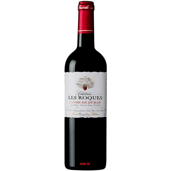 Rượu Vang Chateau Les Roques Cotes De Duras