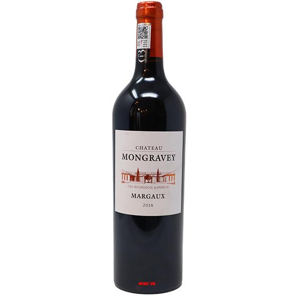 Rượu Vang Chateau Mongravey Margaux