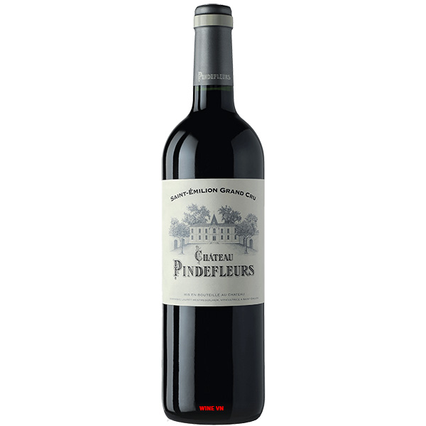 Rượu Vang Chateau Pindefleurs Saint Emilion Grand Cru