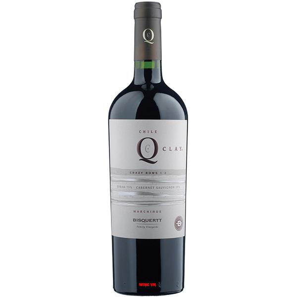 Rượu Vang Chile Bisquertt Q Clay