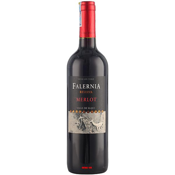 Rượu Vang Chile Falernia Reserva Merlot
