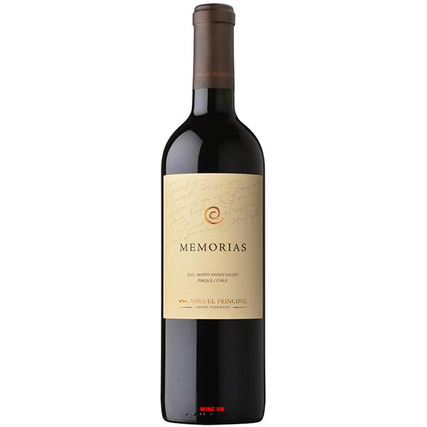 Rượu Vang Chile Memorias