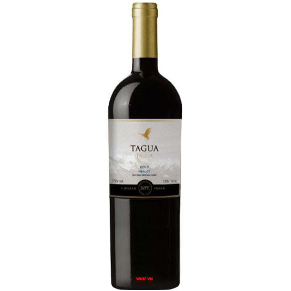 Rượu Vang Chile Tagua Tagua Merlot
