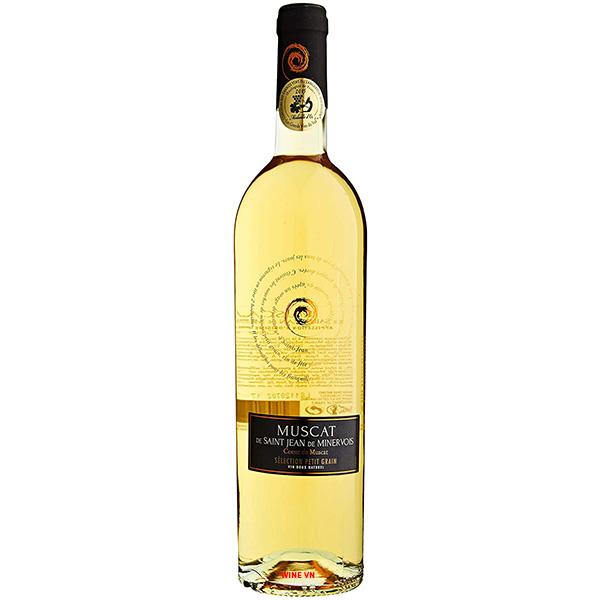 Rượu Vang Coeur De Muscat De Saint Jean De Minervois
