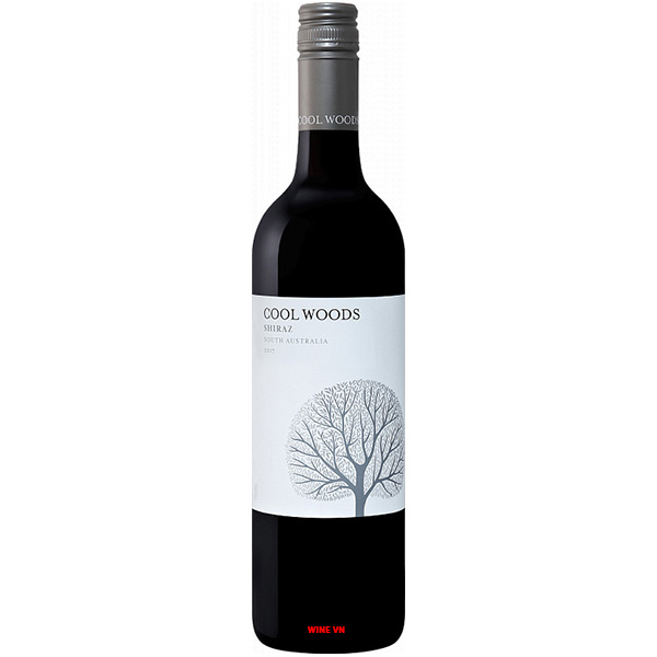 Rượu Vang Cool Woods Shiraz