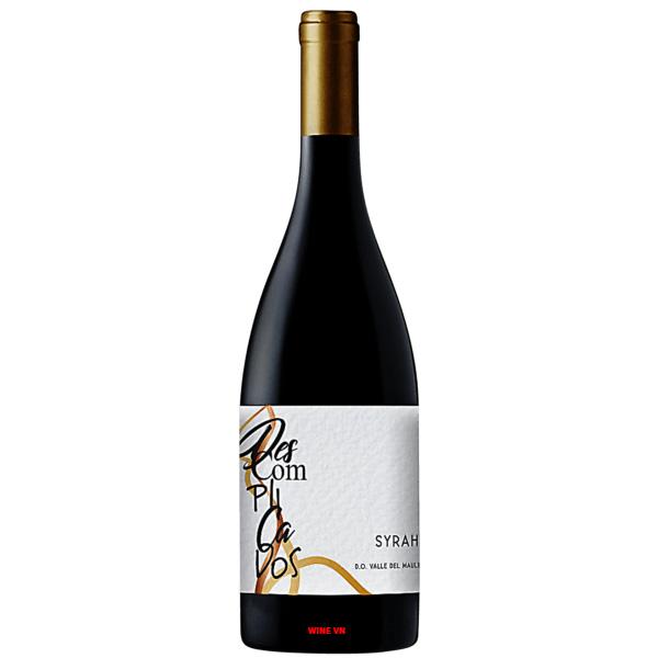 Rượu Vang Descomplicados Syrah