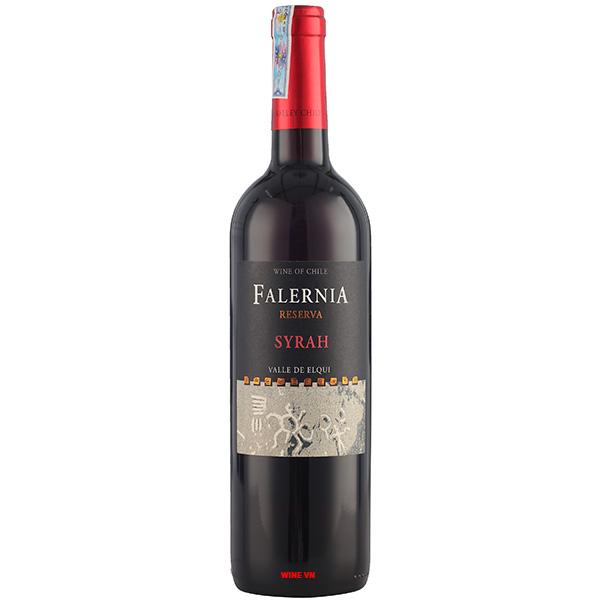 Rượu Vang Đỏ Falernia Reserva Syrah