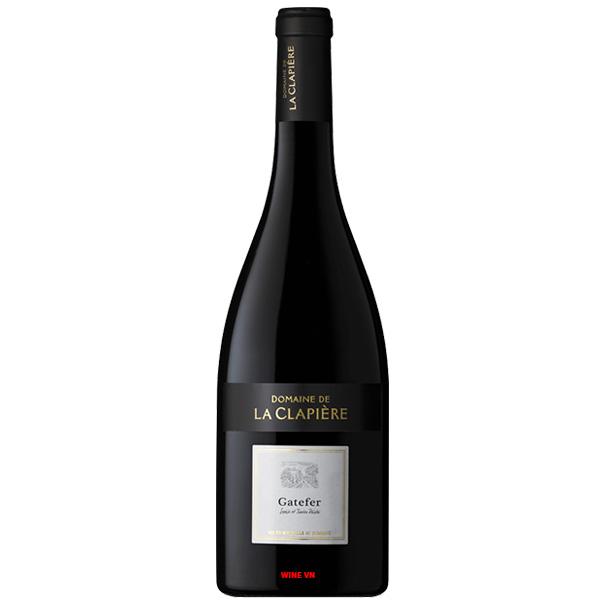 Rượu Vang Domaine De La Clapiere Gatefer