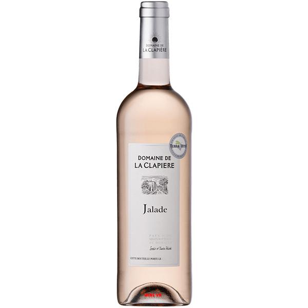 Rượu Vang Domaine De La Clapiere Jalade