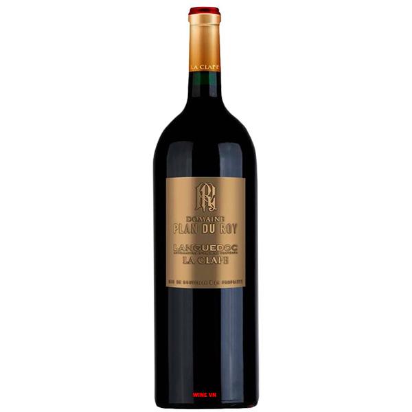Rượu Vang Domaine Plan Du Roy Languedoc La Clape