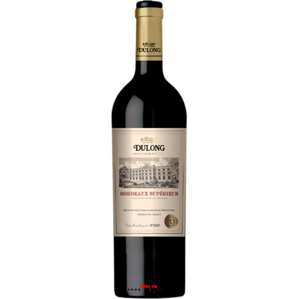 Rượu Vang Dulong Bordeaux Superieur