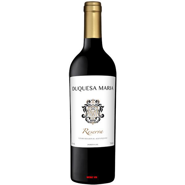 Rượu Vang Duquesa Maria Reserva