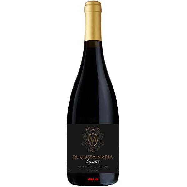 Rượu Vang Duquesa Maria Superior